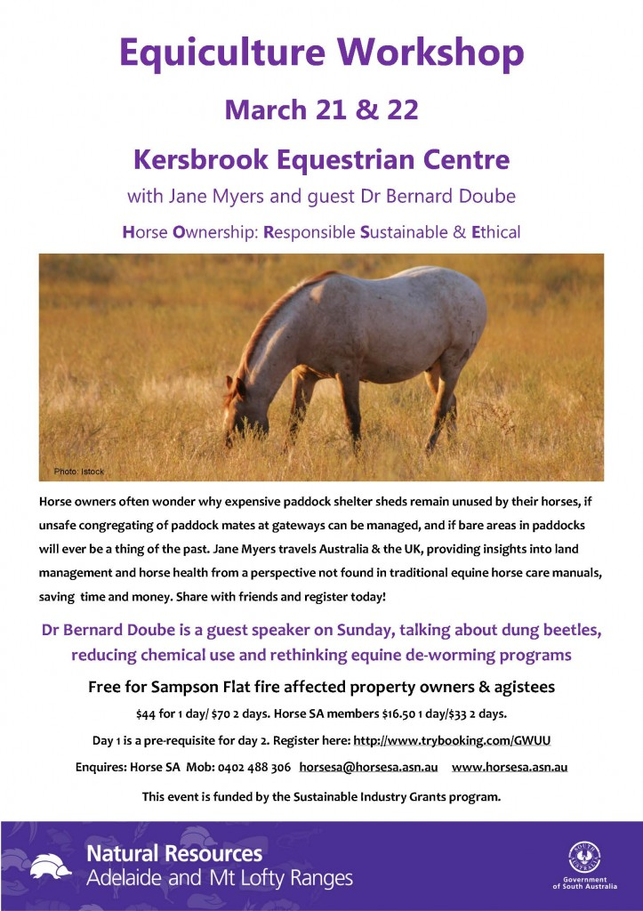 equiculture workshop March 2015