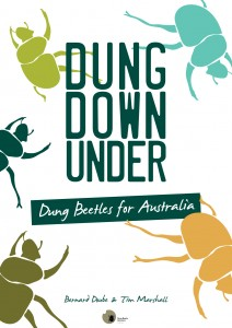 Dung down under front cover